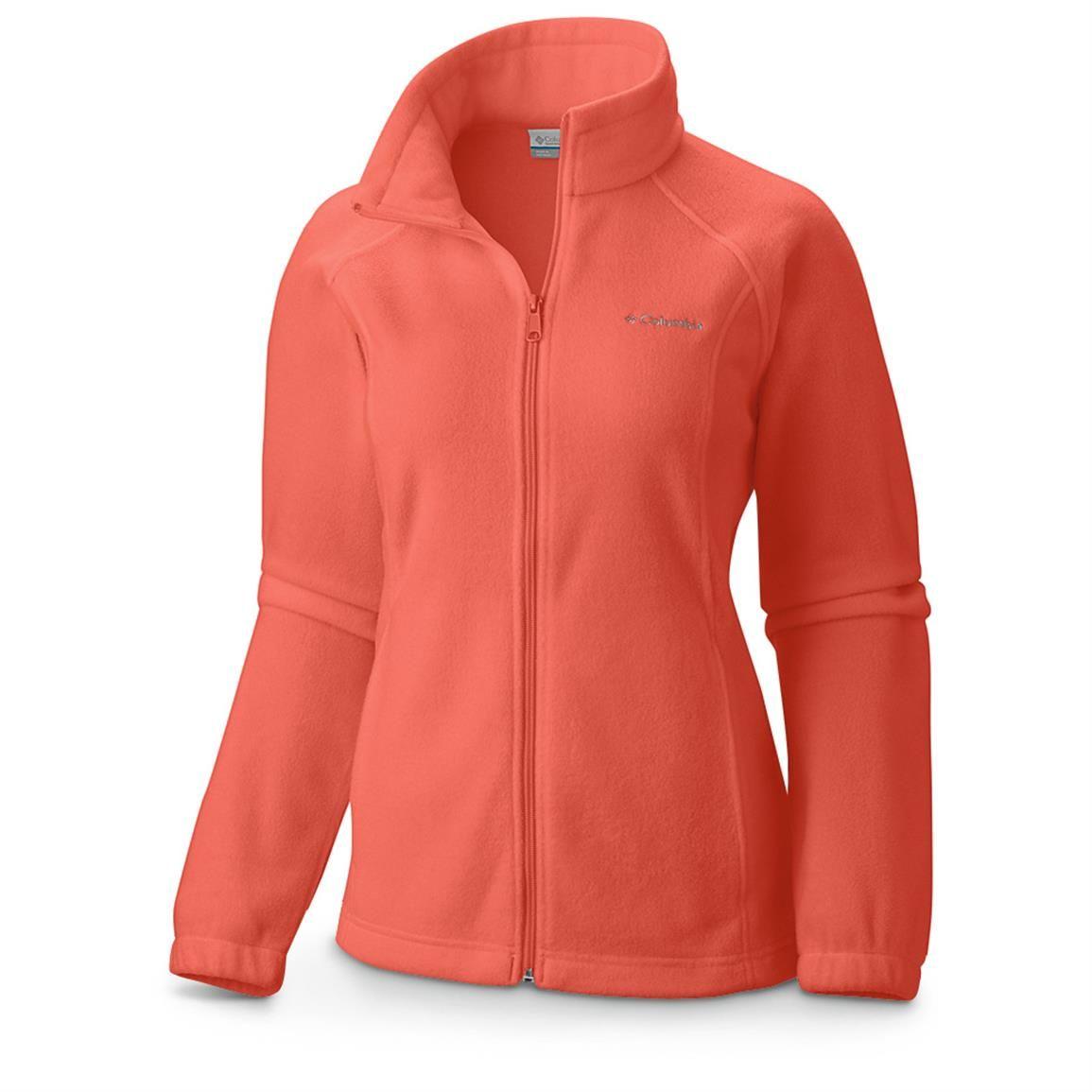 Women's Columbia Fleece Jacket | Women's Clothing | Pinterest ...