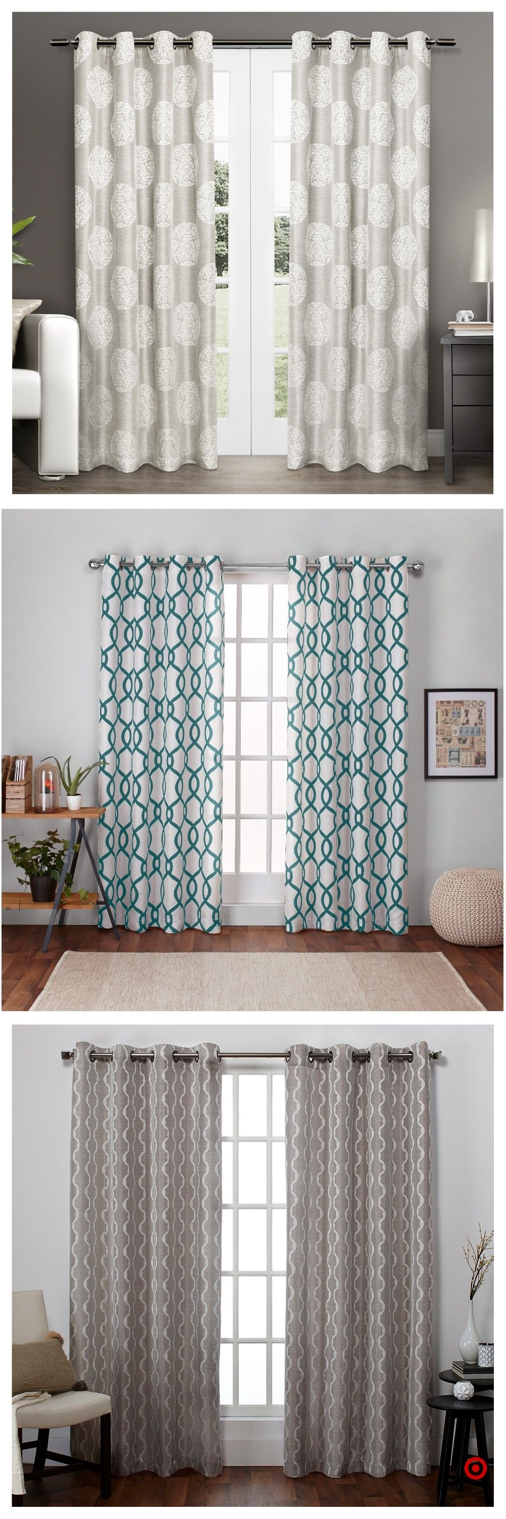Shop Target For Curtain Panels You Will Love At Great Low Prices Free Shipping On