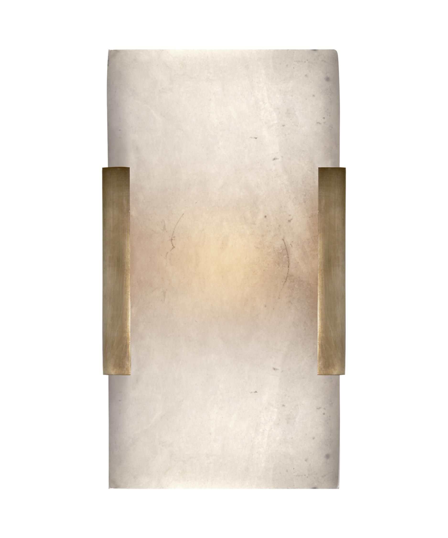 Kelly Wearstler Covet 9 Inch Wall Sconce Capitol Lighting Sconces Bathroom Sconces Visual Comfort