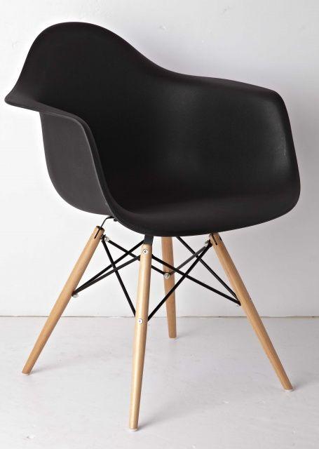 Дизайнерский стул Eames DAW для кафе, бара, ресторана