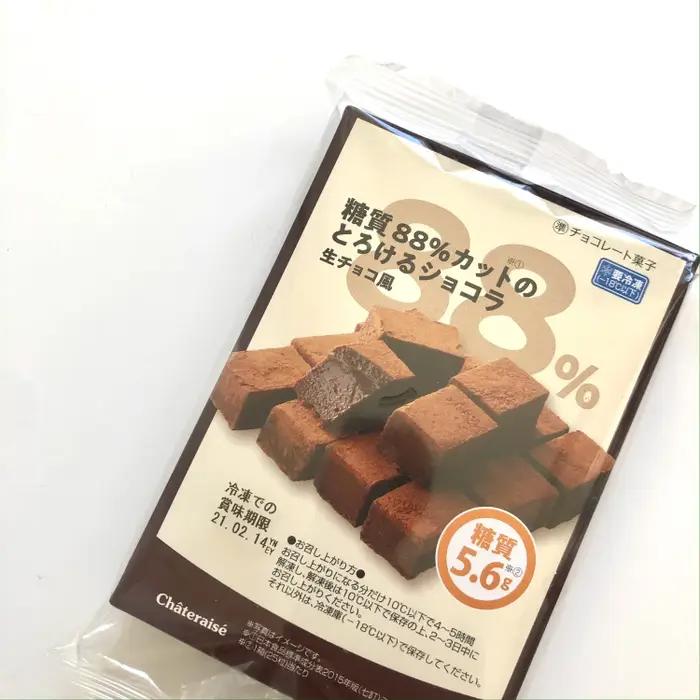 チョコ シャトレーゼ
