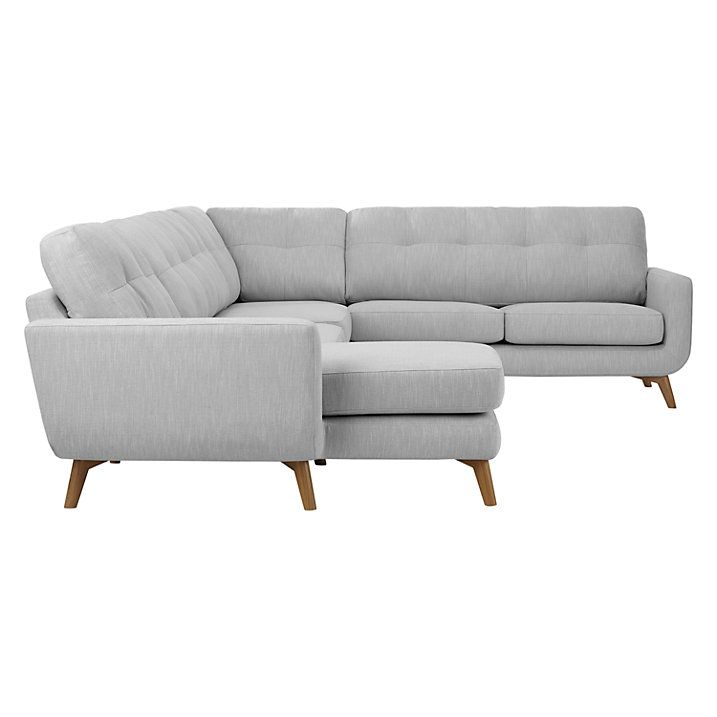 John Lewis Partners Barbican Grand Corner End Sofa With Lhf Chaise Unit In 2020 Sofa Barbican The Unit