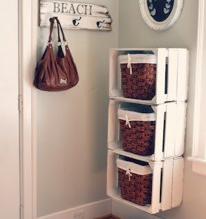 150 DIY Dollar Store Organization and Storage Ideas - Prudent Penny Pincher