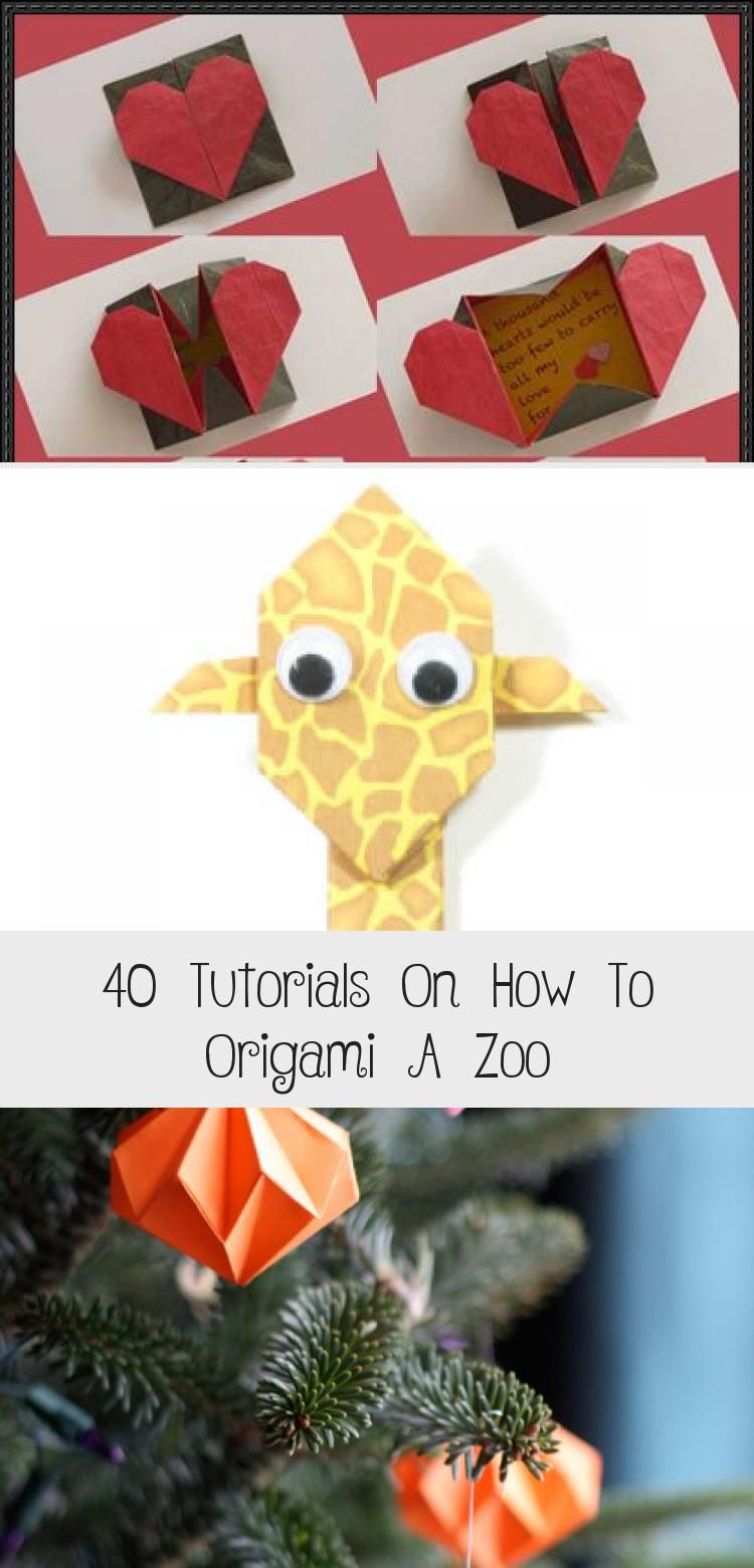 Photo of How to Make an Origami Elephant #origamiFox #origamiIllustration #origamiDesign …