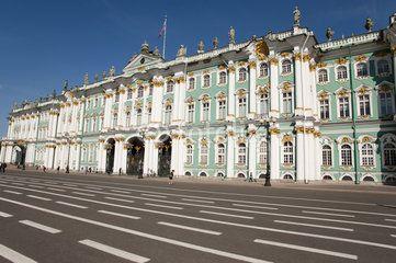 Winter Palace - St Petersburg