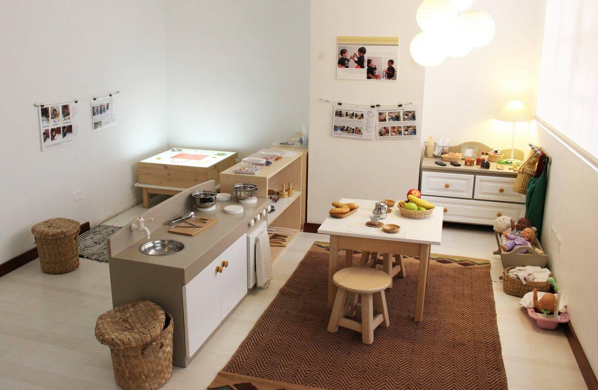 Nido la casa amarilla espacio de juego simb lico de casa for Guitarras para ninos casa amarilla