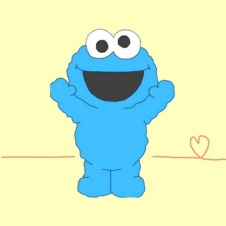 Pin By あお On Cookie Monster Monster Cookies Monster Character