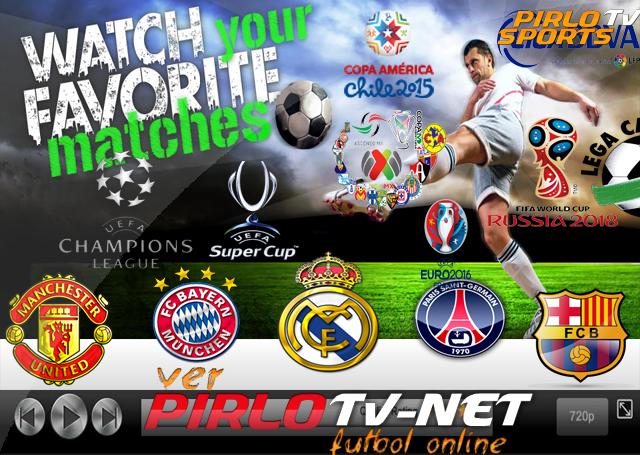 Pirlo Tv Futbol En Vivo Online Gratis Por Internet Rojadirecta Tv Futbol Online