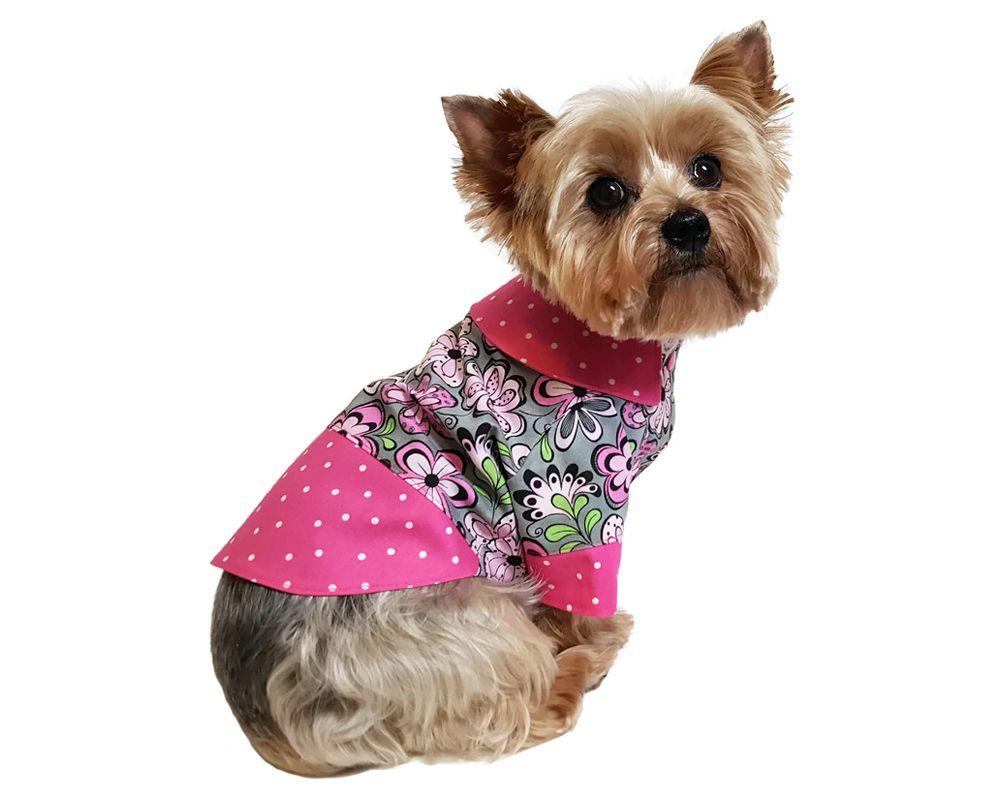 Pattern 1575 Felix Dog Shirt | ROPA PARA PERROS | Pinterest