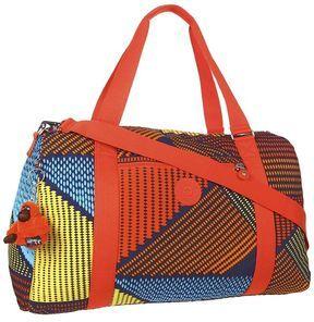 1762cdeb5 Kipling - IF - Itska Duffle Bag (Ethnic Print) - Bags and Luggage on  shopstyle.com