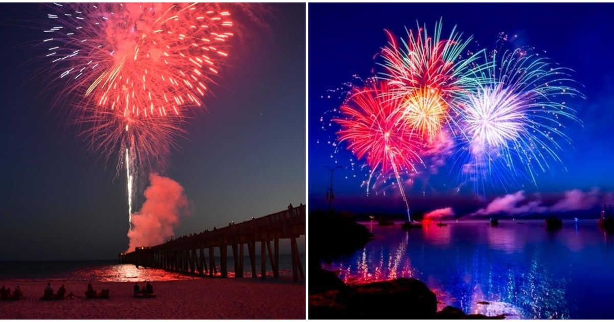 New Years Eve Wedding * 6 Places To See Amazing Displays Of New Year's Eve Fireworks For Free In Florida