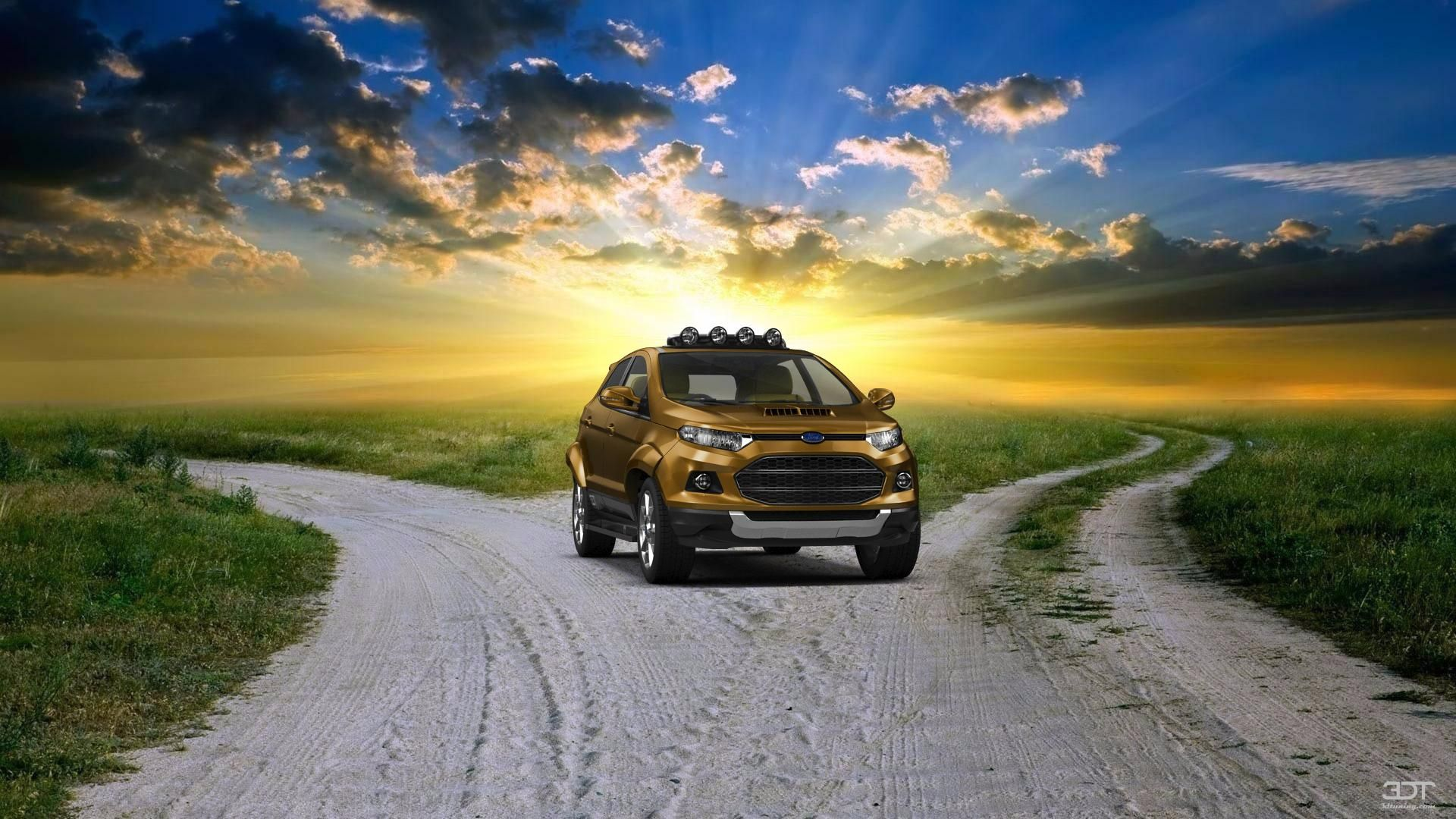 Checkout my tuning ford ecosport 2014 at 3dtuning 3dtuning tuning