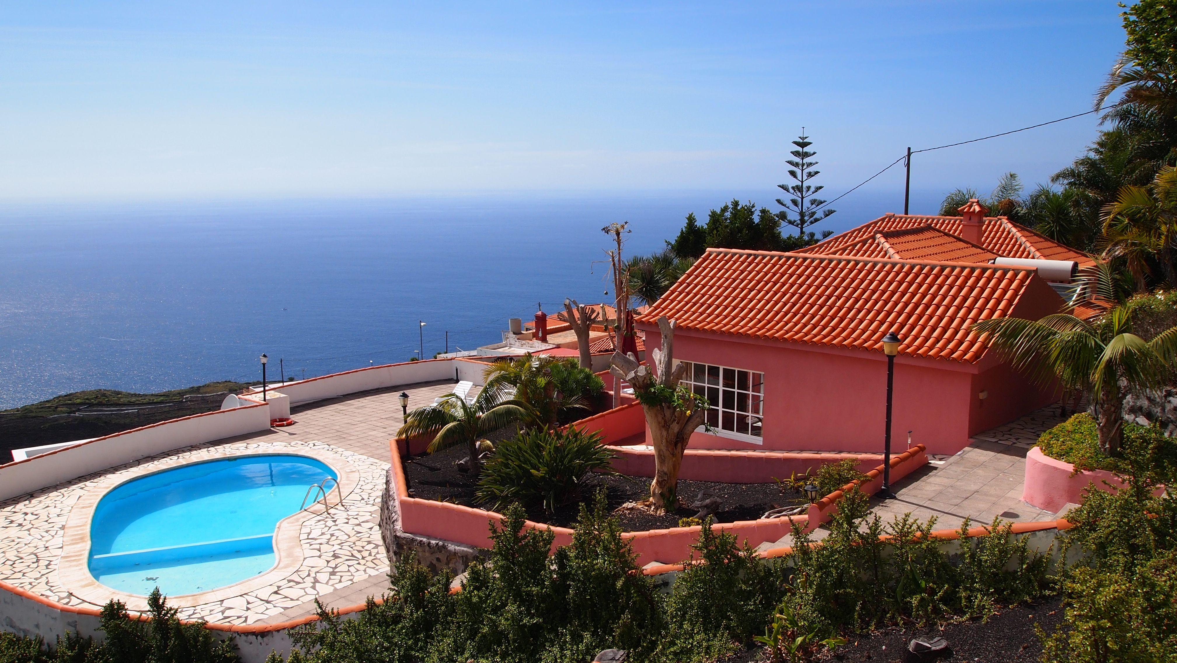 Casa Eva, La Palma Zwembaden, Spanje, Overwinteren
