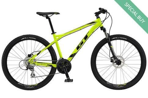 Gt Aggressor Expert 2017 Mountain Bike Bicicletas