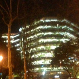 Barcellona splendido palazzo terrazzato con molto verde