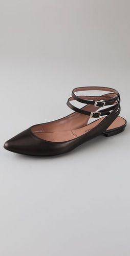 Sigerson Morrison pointy flat