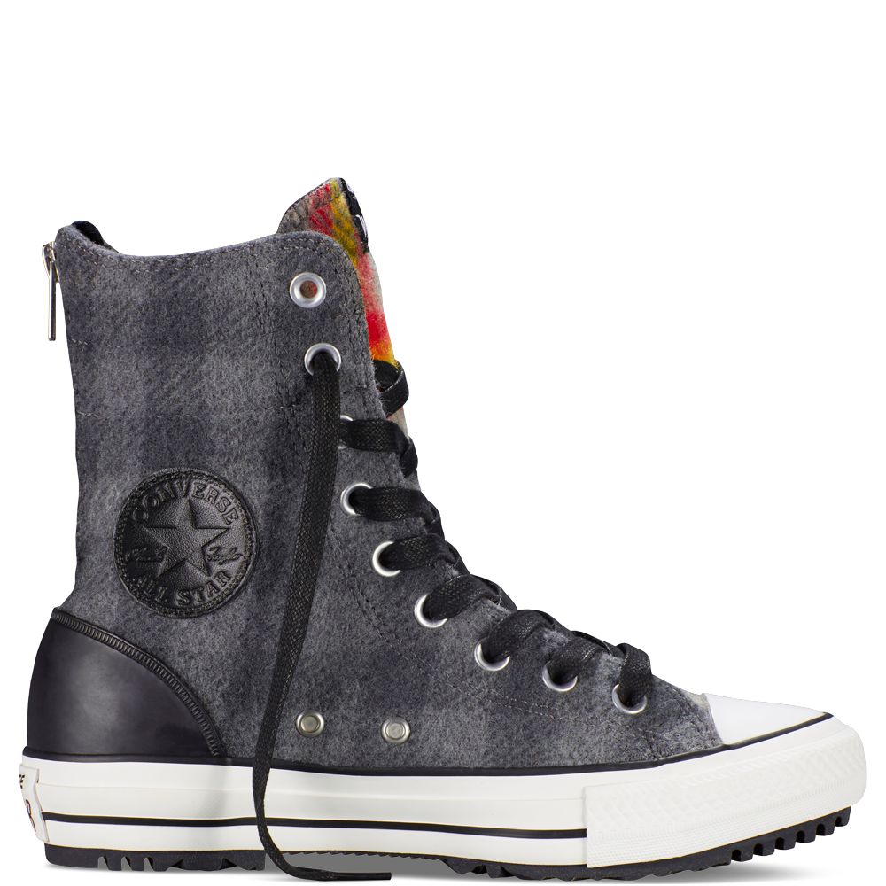Price Down Converse Chuck Taylor All Star - Lace-Up Boots - Thunder/Natural/Egret B17a3820