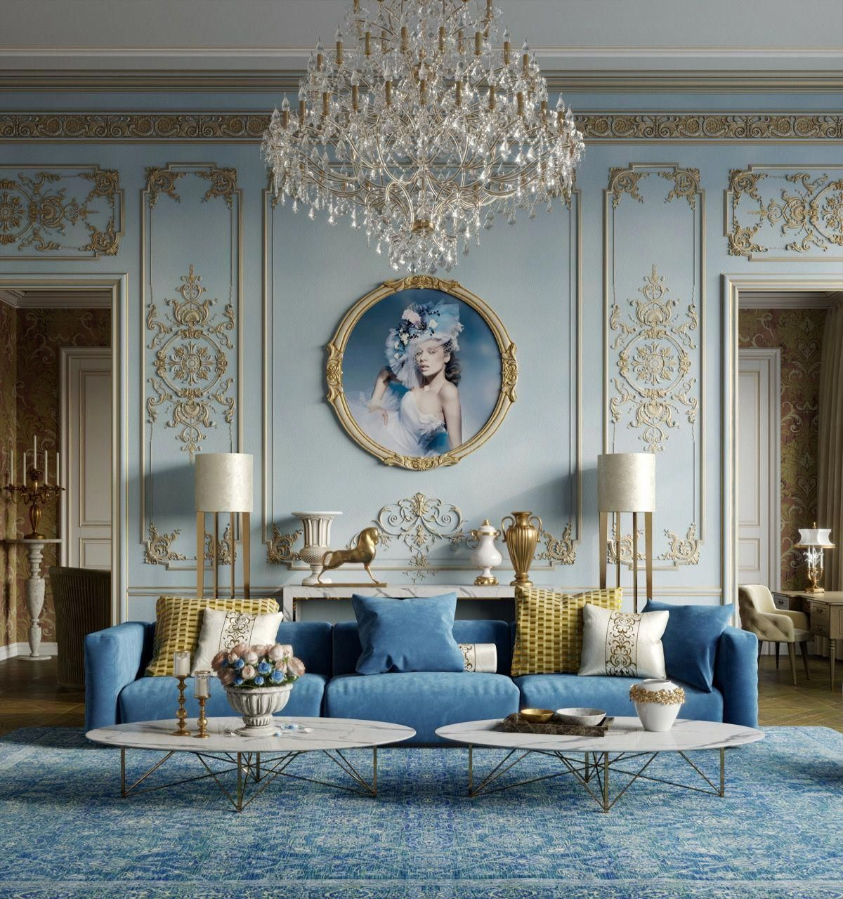 51 Luxury Living Rooms And Tips You Could Use From Them # ...