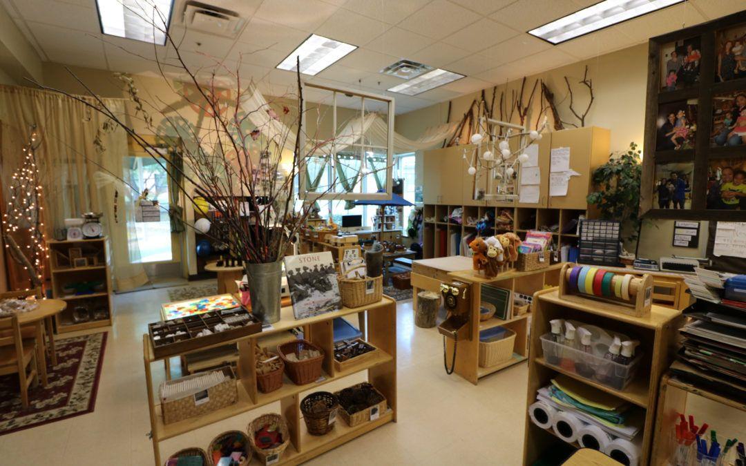 Setting up the 3rd Teacher: A Peek into Nammi\'s Classroom | Reggio ...