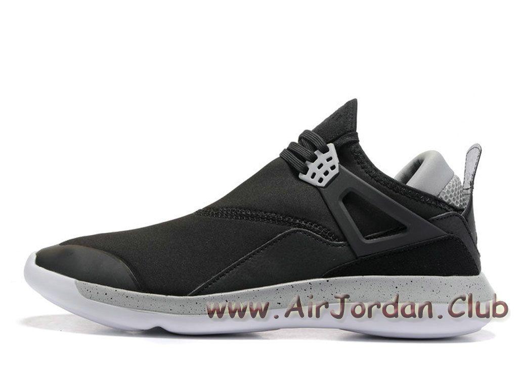 Jordan Fly 89 Noires Gris 940267-ID1 Homme Top Air Jordan Noires ...