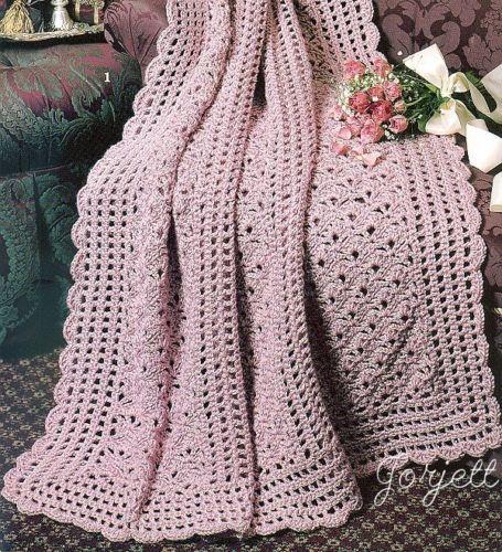 Absolutely Gorgeous Sentimental Shells Crochet Patterns Ebay
