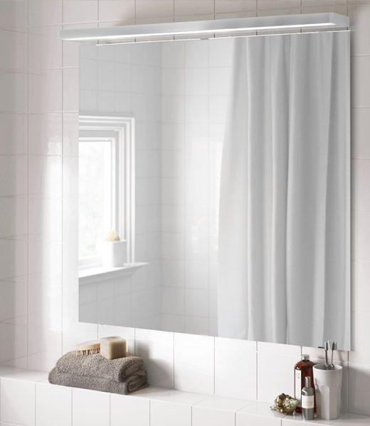 ikea badspiegel godmorgon spiegel molger anleitung