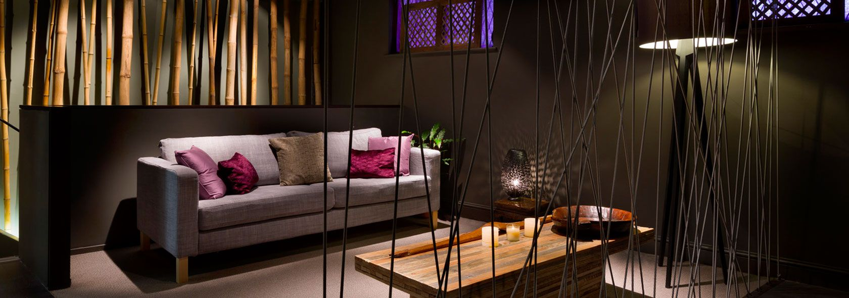 Salon design, Aveda - Hampstead