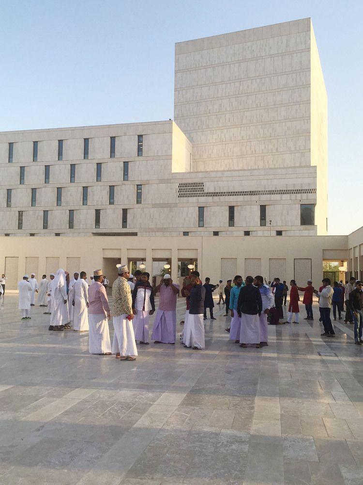 EID Ground,Courtesy of Fatma Al Sehlawi