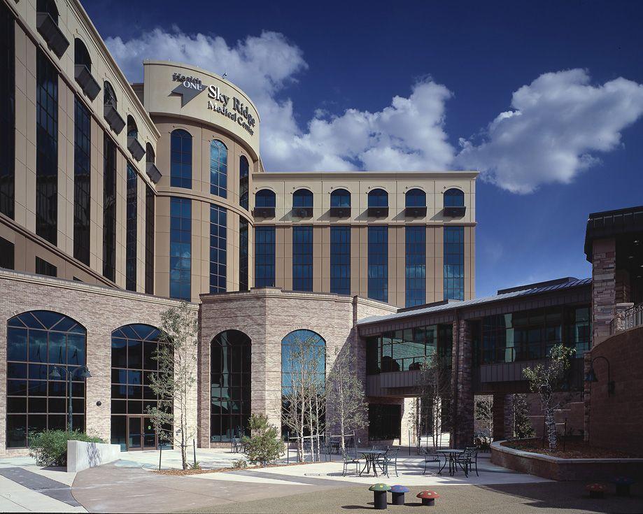 Sky Ridge Medical Center, Colorado Usa hospital
