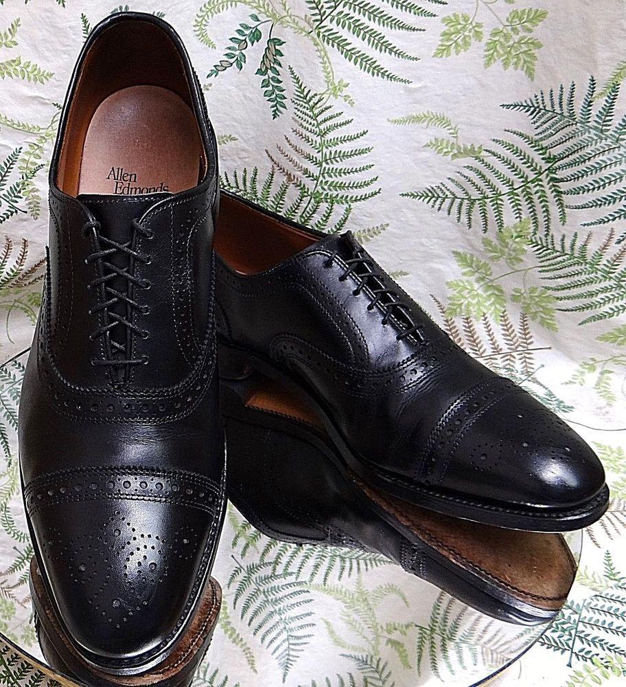 Dress shoes men, Black leather oxfords