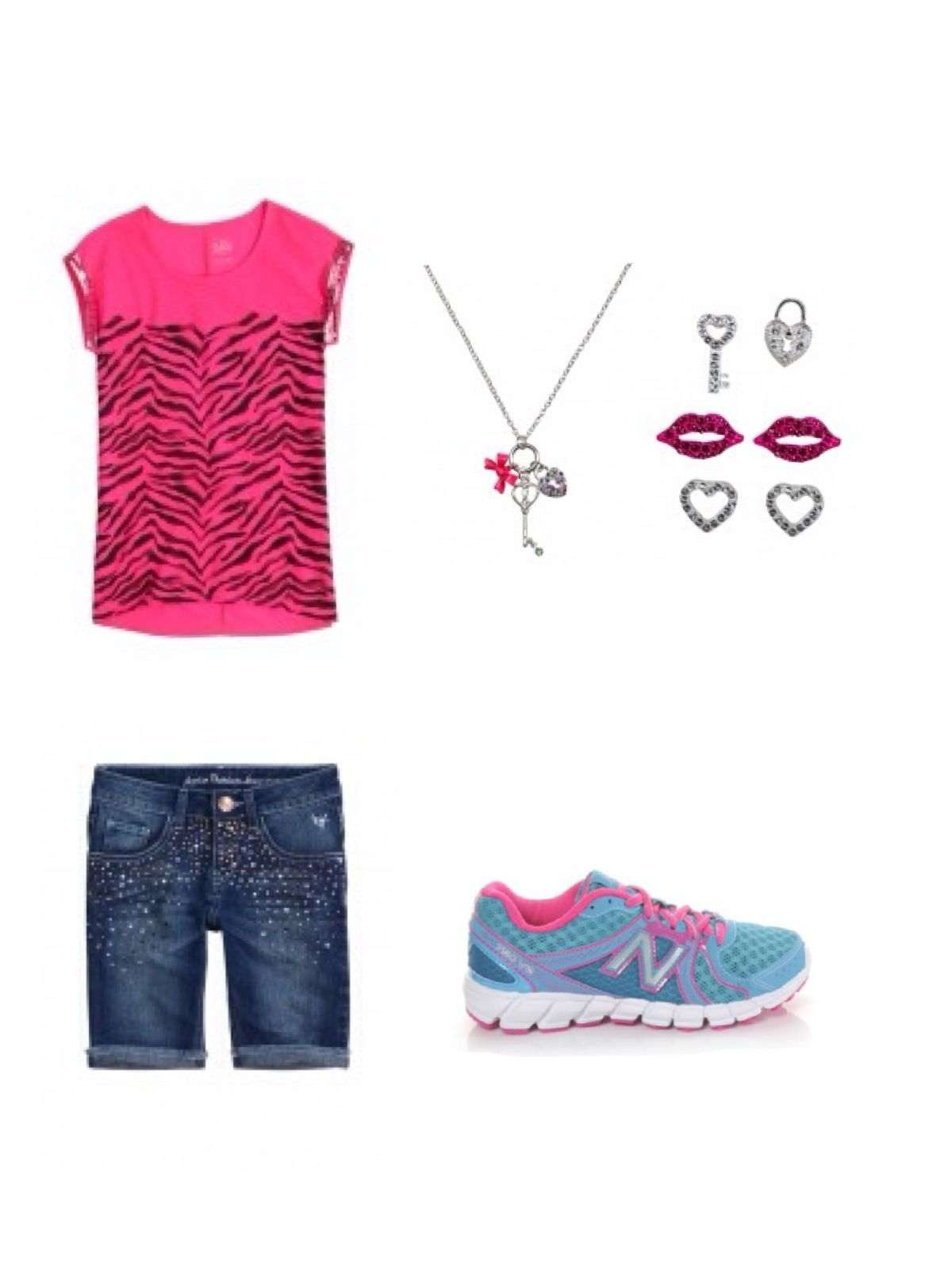 ea568edd2d cute outfits for elementary school girls | Middle School And Elementary  School Back To School Outfits
