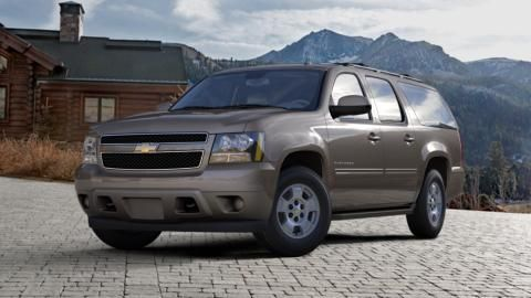 My Dream Vehicle Build Your Own Large Suv 2014 Suburban Chevrolet With Images Chevy Suburban Chevrolet