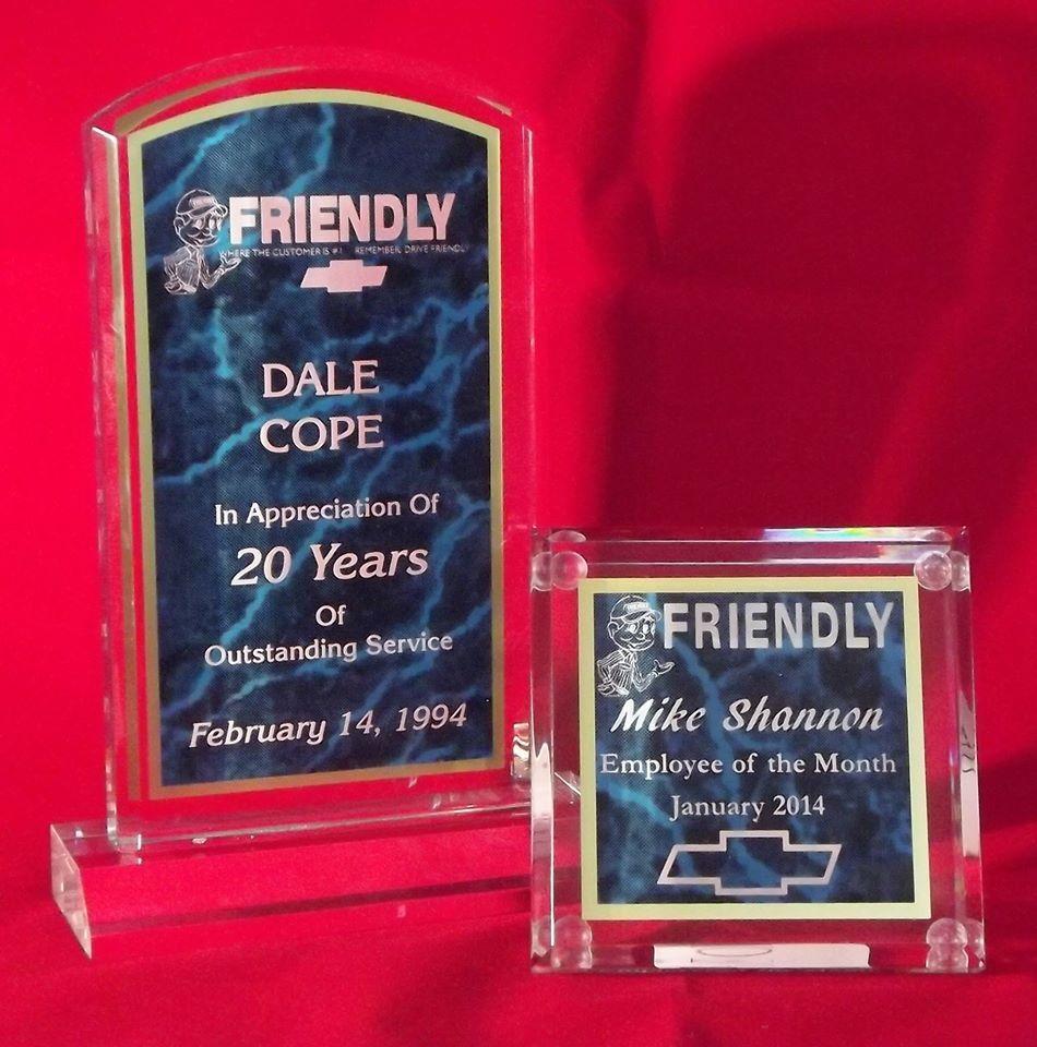 Tenure Award Custom Awards Chalkboard Quote Art Art Quotes Salesman of the month award