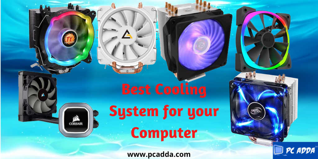Pin On Cooling System
