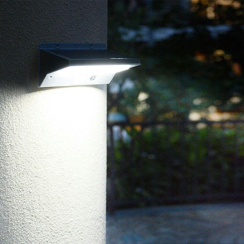 Solar lights outdoor 21led motion sensor wall light garden security solar lights outdoor 21led motion sensor wall light garden security lamp with wide lighting area for aloadofball Choice Image
