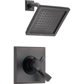 Delta Dryden Venetian Bronze 1 Handle Shower Faucet Trim Kit With