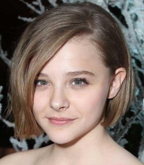 cortes de pelo corto lindos para nias