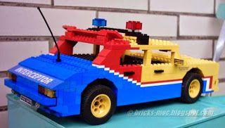 The MOC Blog: LEGO MOC DIY Mad Max Ford Falcon Interceptor