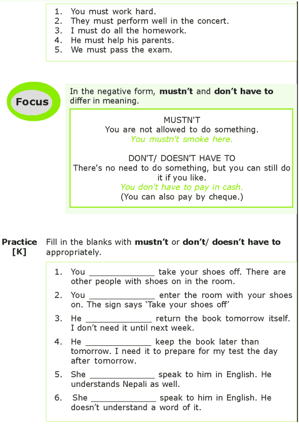 Grade 7 Grammar Lesson 10 Modals Projects To Try Grammar Lessons