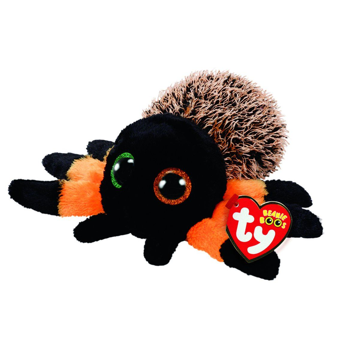 TY Beanie Boos Hairy the Spider Plush Toy. TY Beanie Boos Hairy the Spider Plush  Toy Halloween ... fa99d73eee40