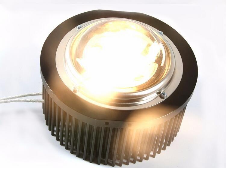 DIY CREE Cob led grow light , CXB3590+Ideal Holder 50