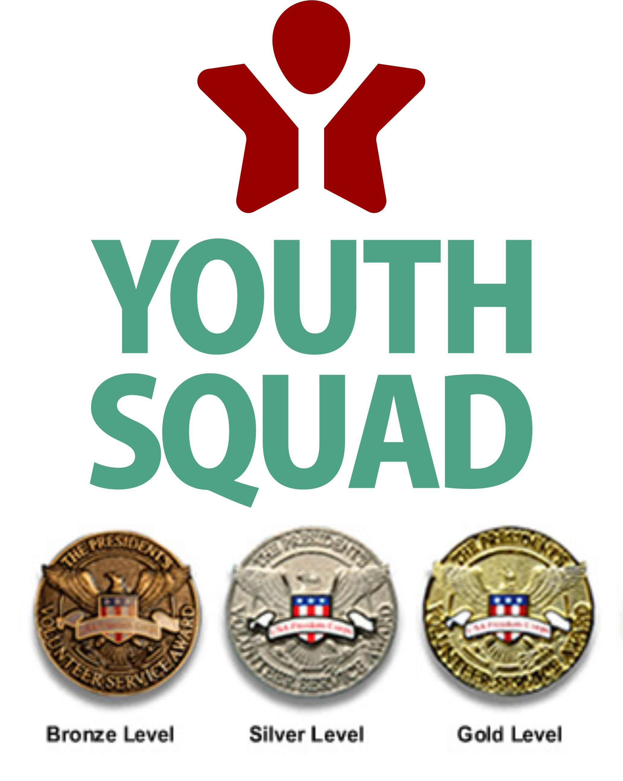 Youth Squad Membership Community service ideas