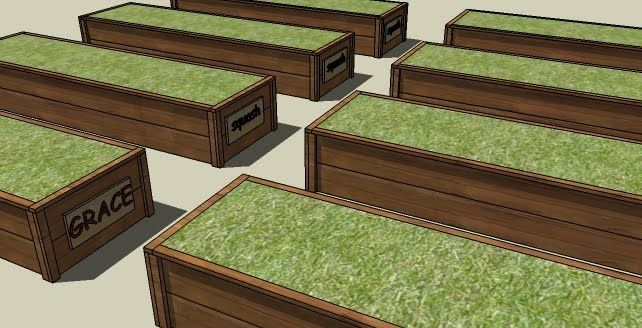 10 Cedar Raised Garden Beds By Ana Projects Cedar 400 x 300