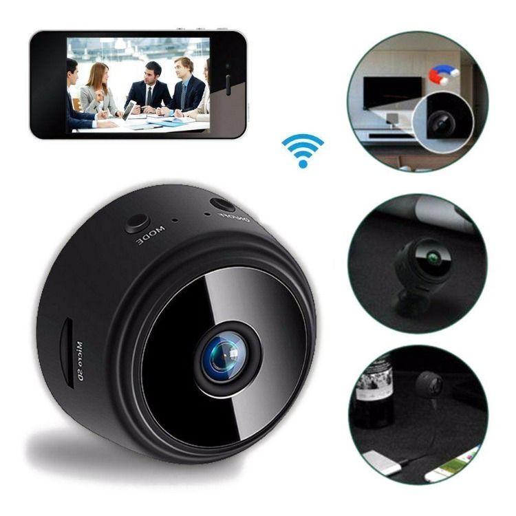 Outdoor DE Mini 1080P Wireless IP-Kamera WiFi HD Nachtsicht Home Security In