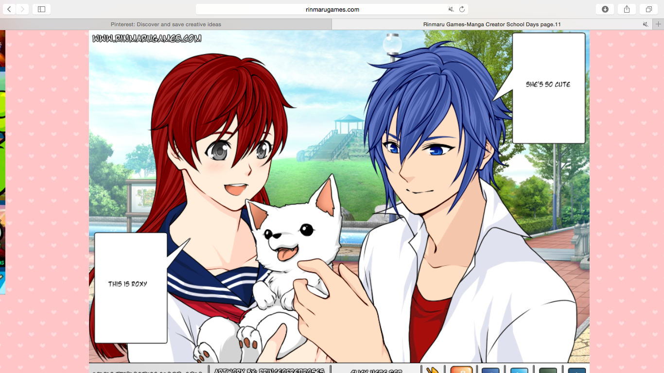 dante and nicole with roxy | LMAO | Aphmau, Minecraft, I love anime