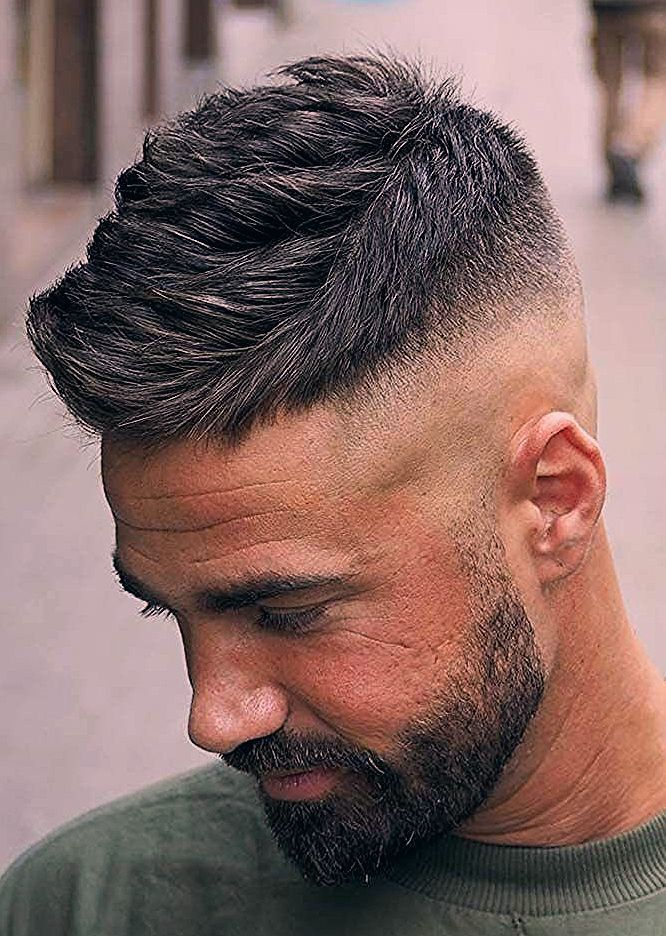 Photo of Mens Hairstyles Short