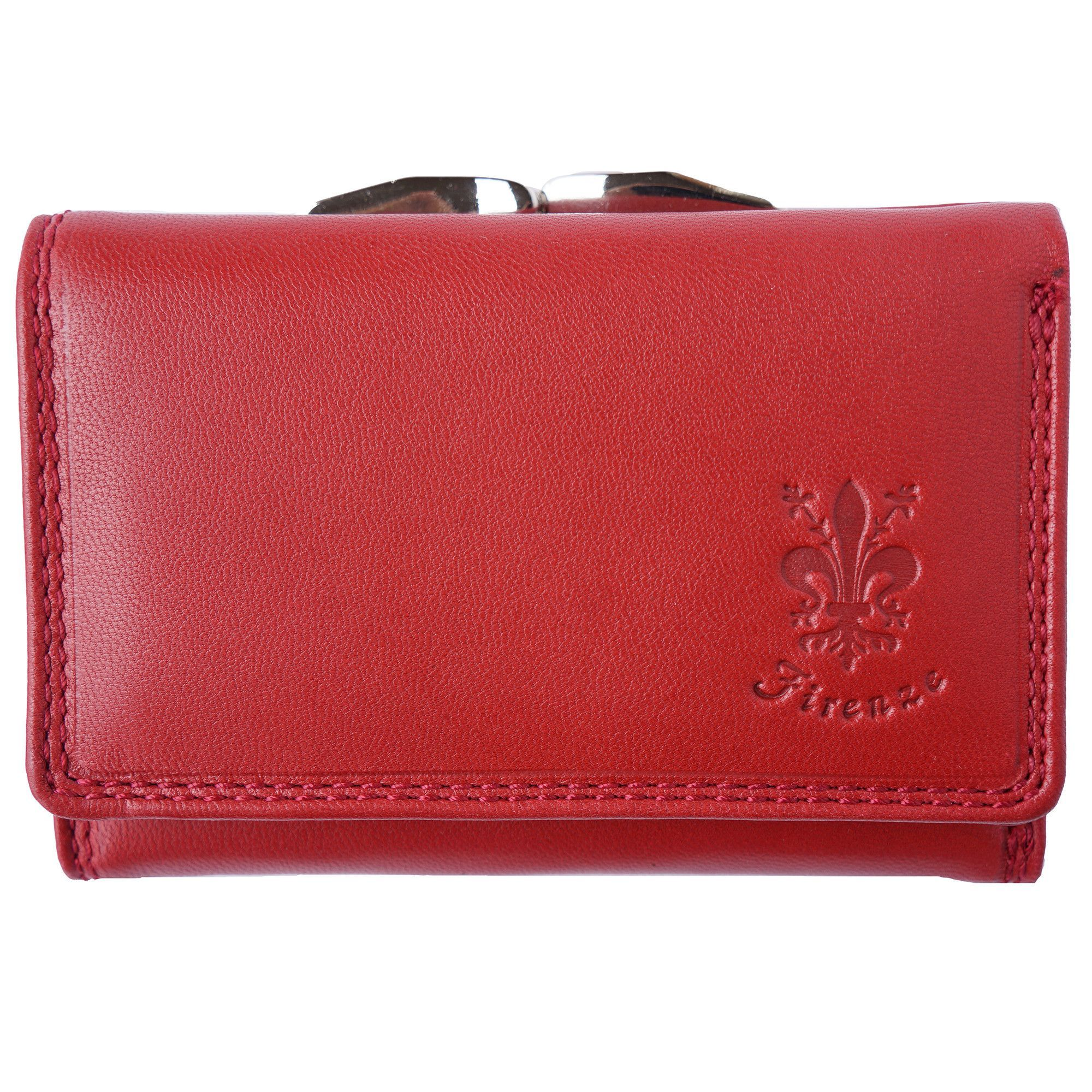 7fc25697e08d Leather wallet with snap-clip closure | Products | Pinterest