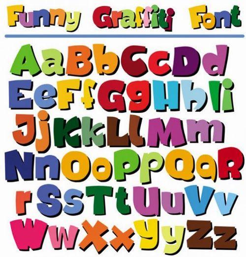21 Alfabetos Vectorizados Gratis Tipos De Letras