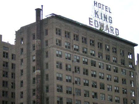 King Edward Hotel, Jackson MS | My Haunts | Pinterest | King ...