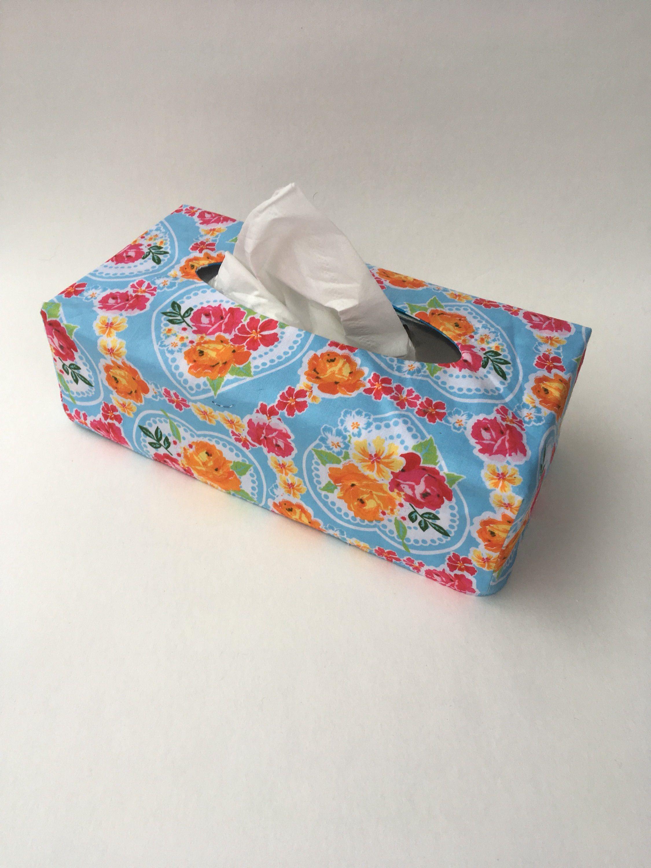 Goede Zakdoekjes doos tissuedoos hoes houder tissue box reversible cover QG-02